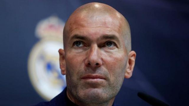 Zidane Real Madrid emprendedores