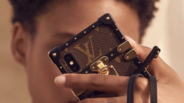 Louis Vuitton, marcas de lujo